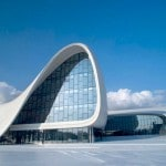 Zaha Hadid's Fluid New Cultural Center For Azerbaijan