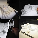 Unbelievable 3D Drawings by Alessandro Diddi