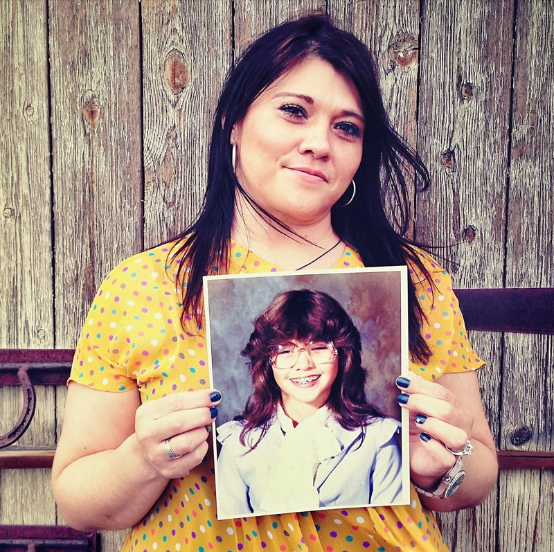 Awkward Years Project by Merilee Allred -portraits, photo-project, photo portraits