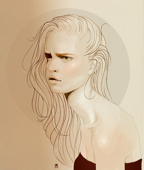 Illustrations by Saskia Schnell -illustrator, illustration