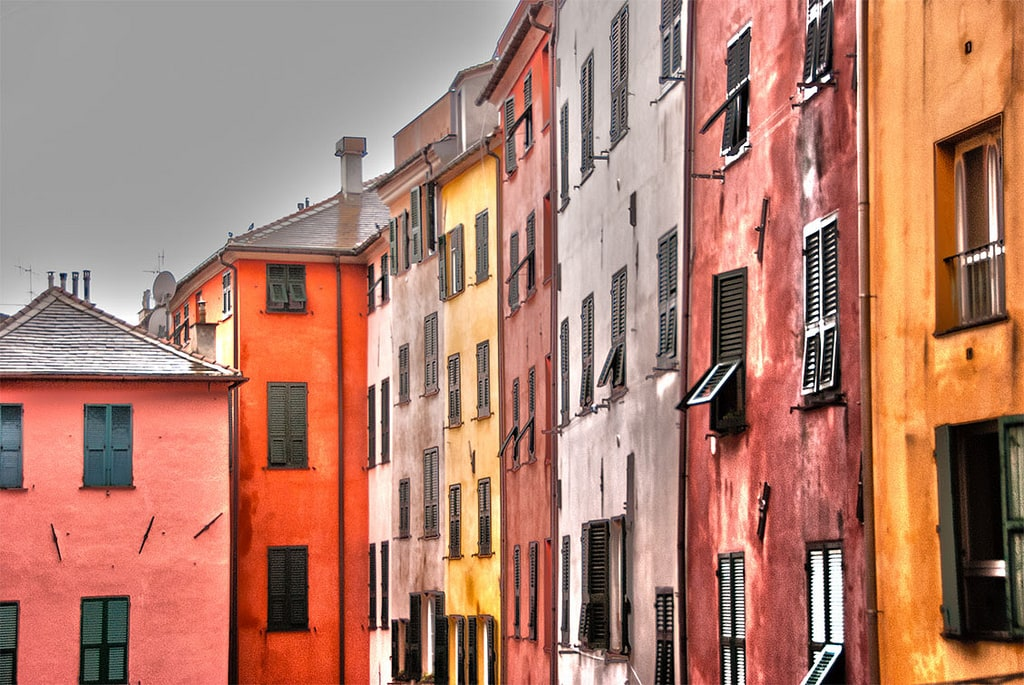 Colorful Houses Around The World -travel, houses, house, colorful