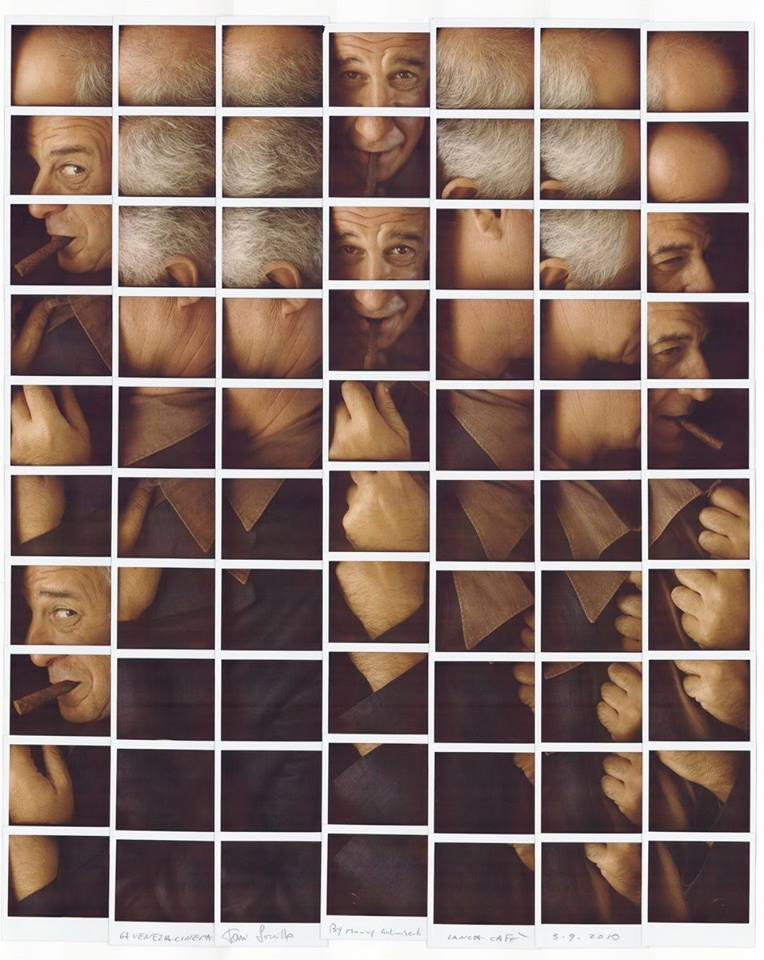Maurizio Galimberti's Polaroid collection -Polaroid, photographer, italian