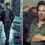 Benedict Cumberbatch for Vogue US