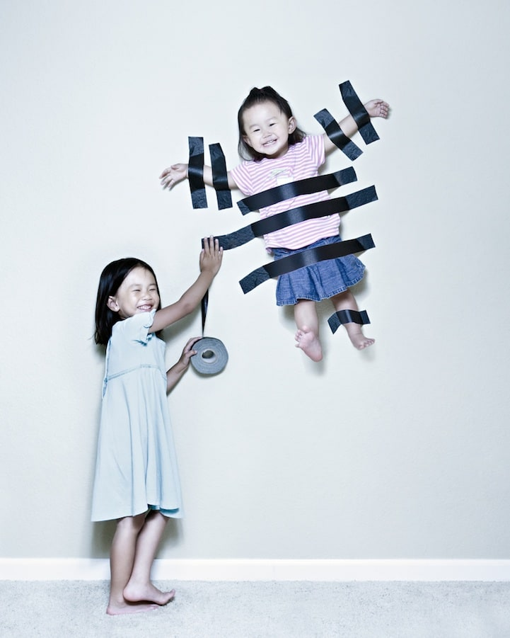Jason Lee's photo-project with his kids -photographer, photo-project, photo session, kids
