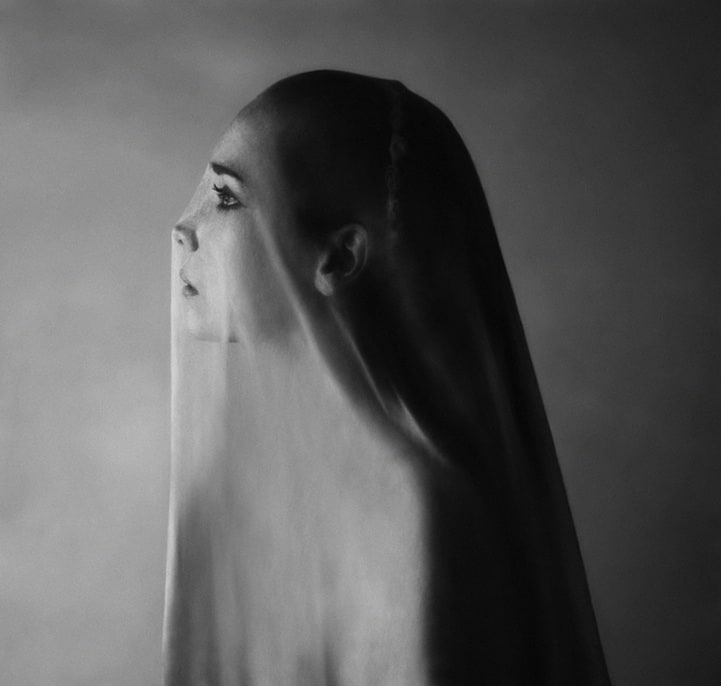 Self-Portraits by Noell S.Oszvald -self-portraits, photographer, black and white