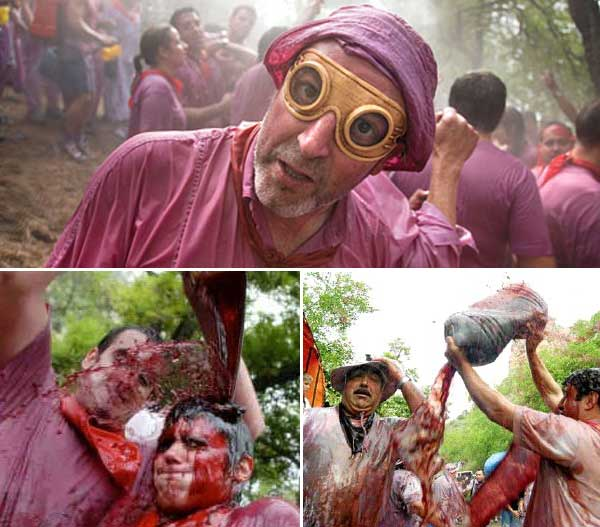 wine-pouring-throwing-festival