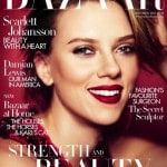 Scarlett Johansson for Harper's Bazaar UK