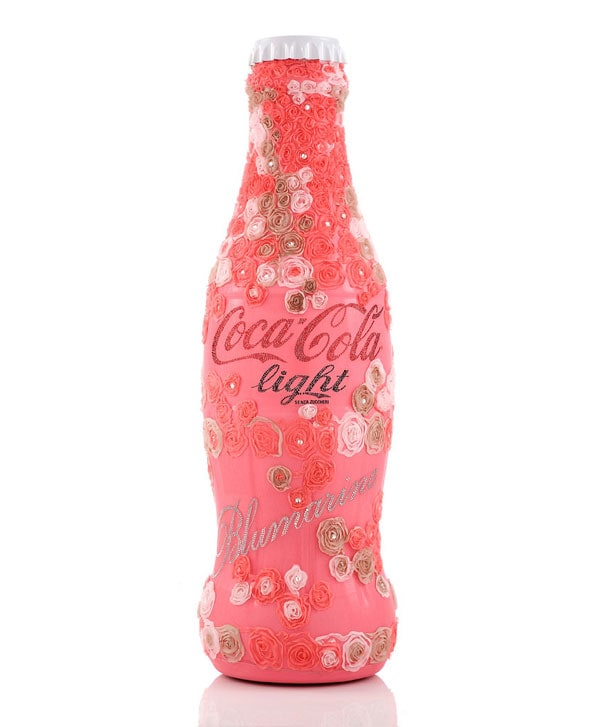 CocaColaDesignerBottles03 - Bottles of Сoca-Cola by fashion designers