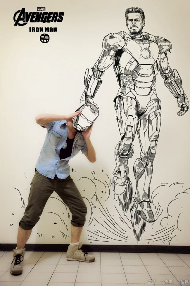 Comic-Book-Illustrations-Into-the-Real-World14-640x960