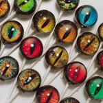 Amazing lollipops by Priscilla Briggs