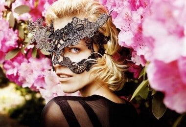 Eva Herzigova for Vogue Latin America