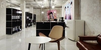 Office by OhLab Architects'