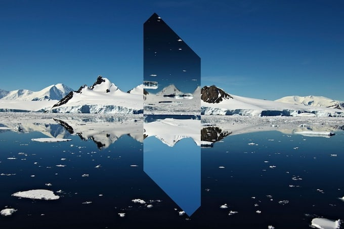 'Landscape Monolith' by Reynald Drouhin -photo-series, landscapes