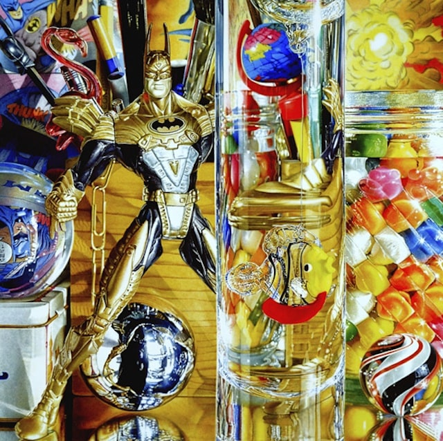 francois chartier oil paintings 03 - Hyperrealistic Oil Paintings by Francois Chartier