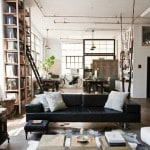 Loft in Brooklyn by Alina Preciado