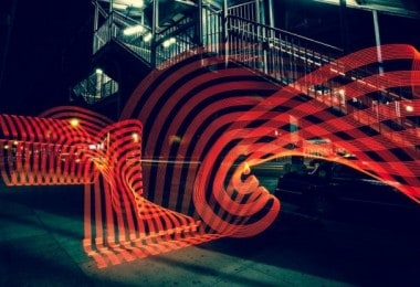 LIGHT-PAINTINGS by BitBanger Labs