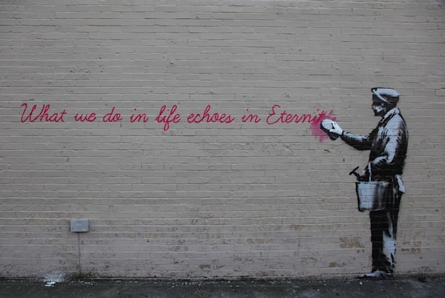"Banksy - ""Better Out Than In"" in New York City // Days 14-20 Recap -"
