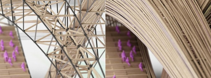 The Blossom Gate by Vienna-Beijing -project, china, architects