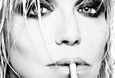 Courtney Love for Interview 2