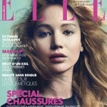 Jennifer Lawrence for Elle France