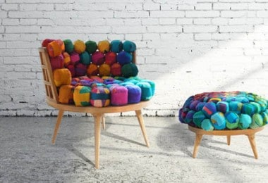 Recycled Silk by Meb Rure