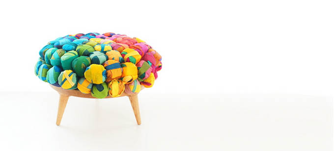 Recycled Silk by Meb Rure -furniture, chairs, armchair