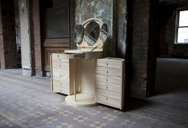 Design objects and furniture by Anna Karlin