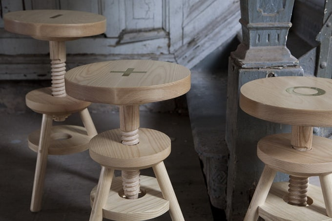 Design objects and furniture by Anna Karlin -furniture, designer