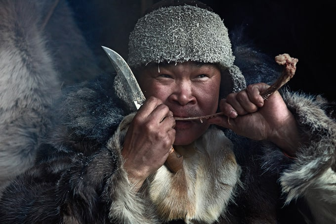 "chukchi - Project ""Before they pass away"" by Jimmy Nelson"
