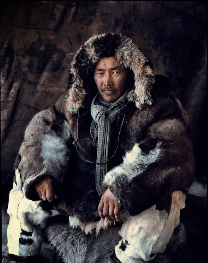 "chukchi8 - Project ""Before they pass away"" by Jimmy Nelson"