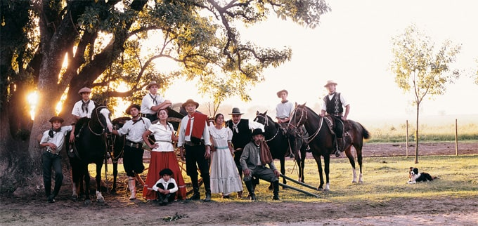 "gauchos argentina - Project ""Before they pass away"" by Jimmy Nelson"