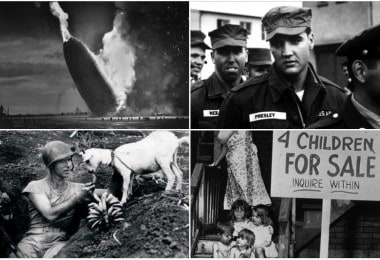 Instead of Thousand Words: Best Historic Black and White Photos of All Time