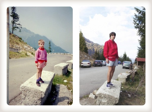 Brothers Recreated Childhood Photos 05 - Brothers Re-Create Pictures of Them – 20 Years Later