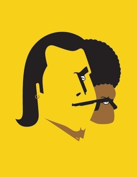 Illustrator Noma Bar -illustrator, illustration, graphic designer