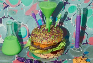 """Photoseries """"Fat Burger & Furious"""" by duo Thomas & Quentin 1"""