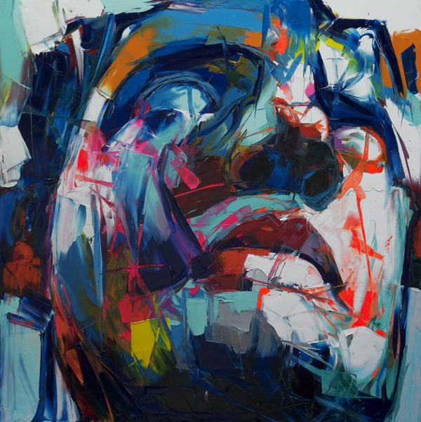 New works of Françoise Nielly -