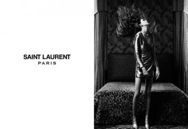 Saint Laurent Advertising Campaign 2014 SPRING-SUMMER