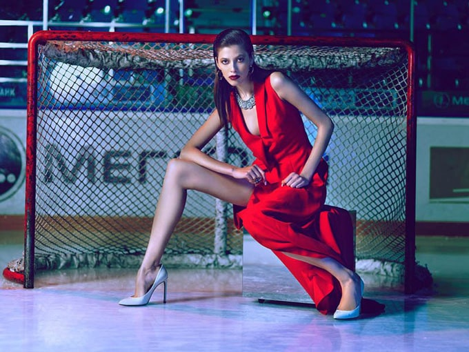 Yulia Kharlapanova for Schon Magazine -sport, russian, photographer, models, model