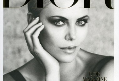 Charlize Theron for Dior Magazine 1