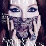 Julianne Moore for The Edit by Net-A-Porter
