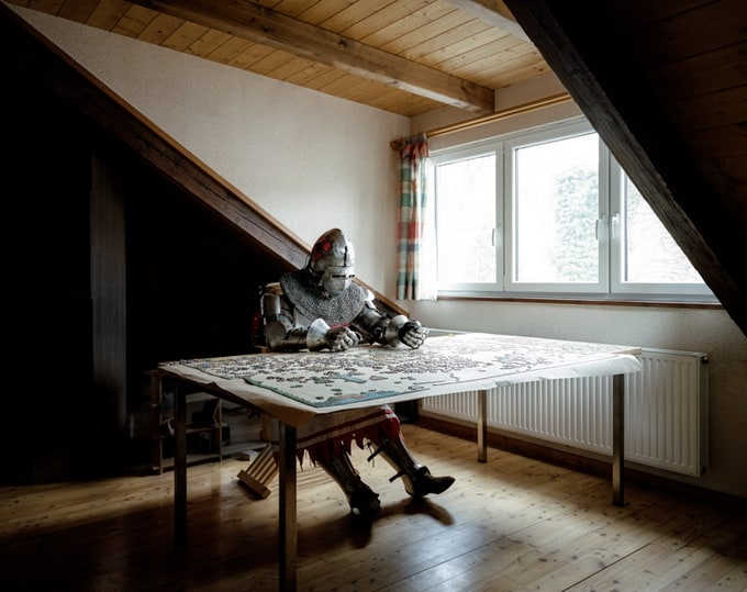 Just the two of us, Klaus Pichler, 2013
