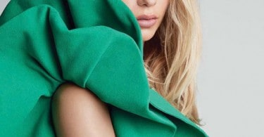 Natasha Poly for Vogue China
