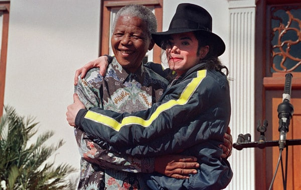 Philanthropists-unite-as-Nelson-Mandela-and-pop-sensation-Michael-Jackson-embrace