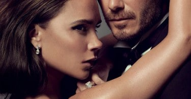 David & Victoria Beckham for Vogue Paris