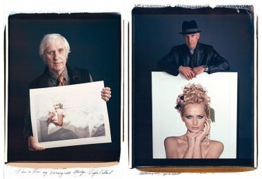 """Portraits of Portraits: """"Behind Photographs"""" by Tim Mantoani"""