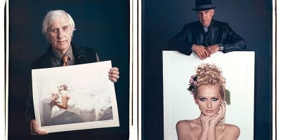 "Portraits of Portraits: ""Behind Photographs"" by Tim Mantoani"