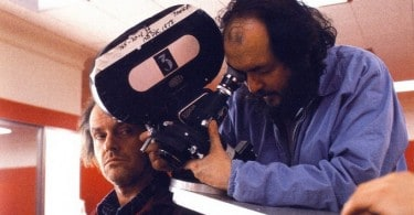 """Backstage of Stanley Kubrick's """"The Shining"""" movie"""