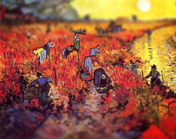 tilt-shift-van-gogh-the-red-vineyard