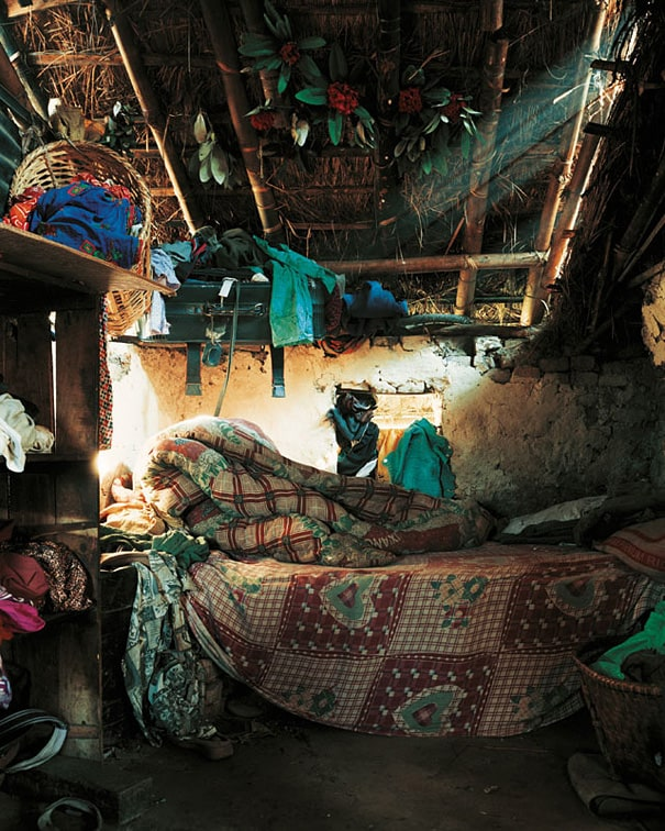 Where Children Sleep by James Mollison -photo-series, children