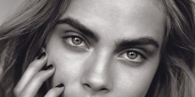 Cara Delevingne for Vogue UK